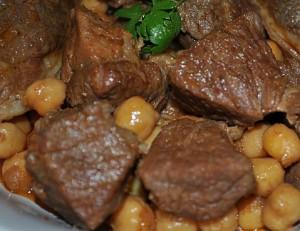 Chtitha El Ham (tajine de viande)