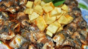 Sardines Chtitha