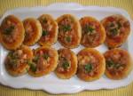 Mini pizzas au thon