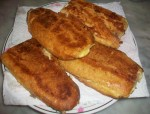 Sandwich maison genre panini