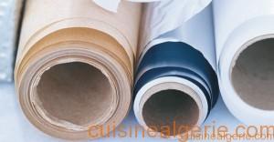 Les Papiers Alimentaires, de Cuisine ou de Cuisson