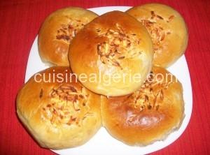 Petits pains farcis fait maison