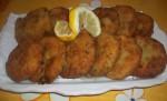 Galettes de pommes de terre à la viande hachée