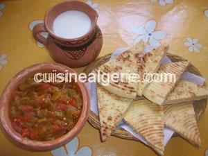 Kesra (galette algérienne)