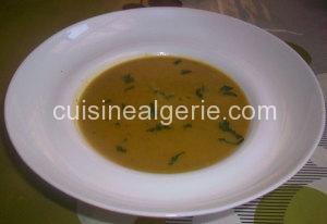 Ma soupe de légumes variés