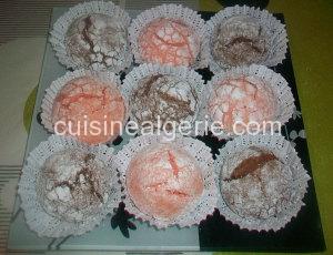 Gâteaux secs au flan