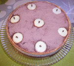 Le cake des bougies