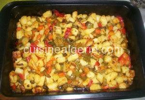 Légumes au four (du soleil dans l'assiette)