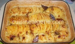 Mes Pommes de terre Boulangères