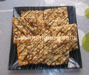 Gâteau à la confiture (gâteau algérien)