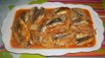 Chetitha de pommes de terre aux sardines