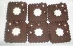Sablé au chocolat blanc