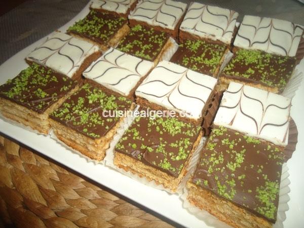 Gâteau hongrois