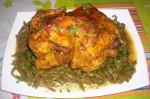 Poulet rôti en cocotte