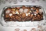 Mon gâteau de fin d'année