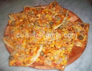 Ma pizza géante