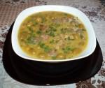 Tajine de boulettes de viande hachée aux olives