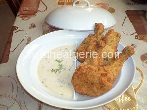 Tajine de beignets de poulet