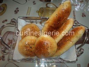 Petits pains fourrés