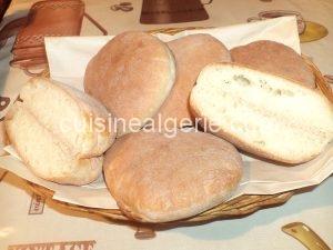Petits pains maison au four