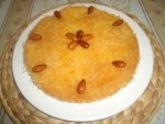 Konafa (Kunafa) à la crème
