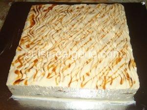 Tiramisu au caramel (sans mascarpone)