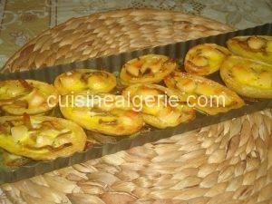 Pommes de terre gratinées au four