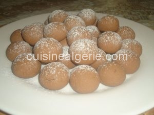 Biscuits fondants en bouche