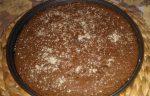 Gâteau moelleux aux amandes et chocolat