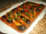 Sardines en sauce