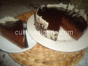 Gâteau au Nescafé