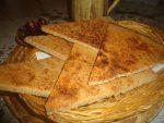 Pain kabyle à la farine de blé, graines de lin et graines de pavot