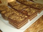 Cake chocolat-vanille