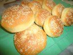 Pains burger (Buns briochés)