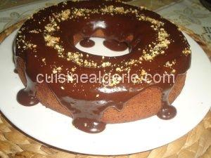 Cake au Nescafé