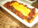 Gratin de purée de légumes à la viande hachée